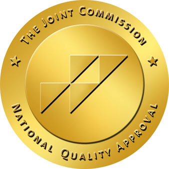 joint commission seal conquer rehab