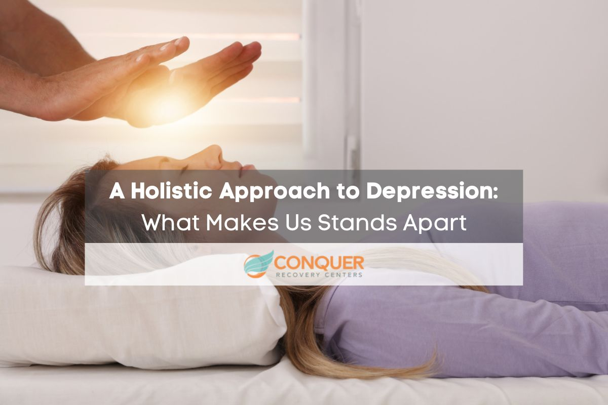 Holistic approach to depression