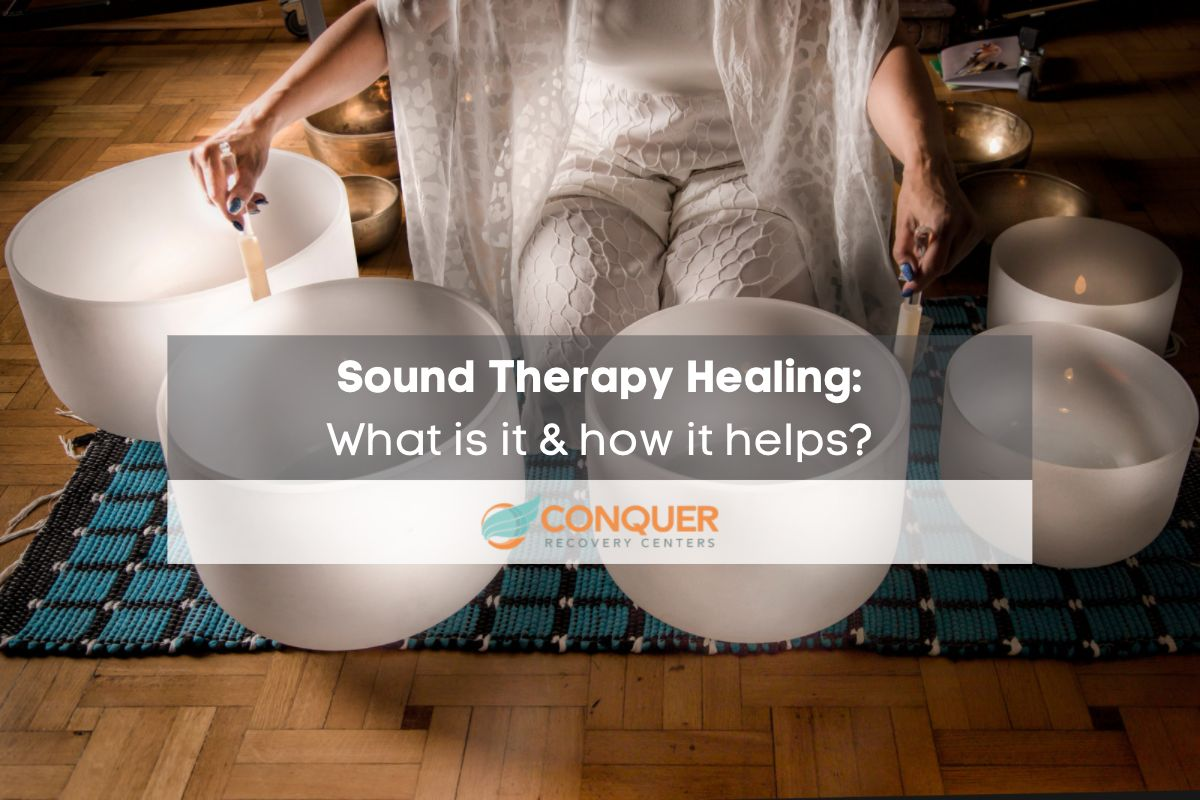 Sound therapy healing
